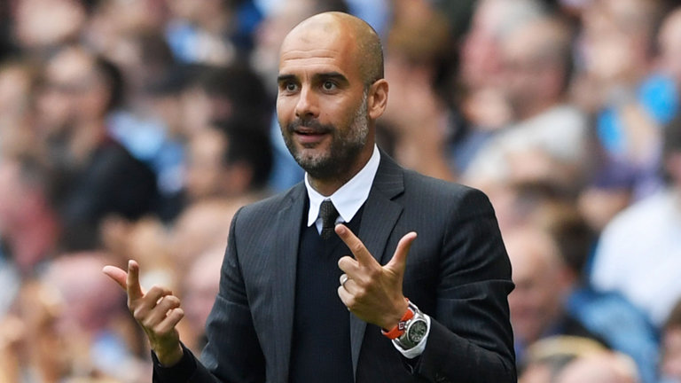 Twitter Reacts To The Team Pep Has Named To Face Rotherham In The FA Cup