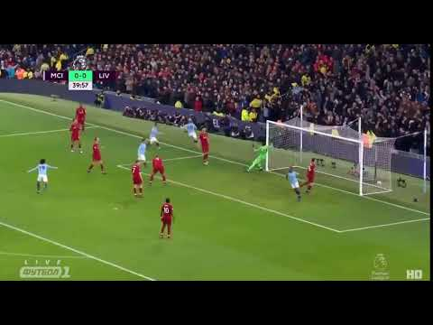VIDEO: Sergio Aguero Goal vs Liverpool