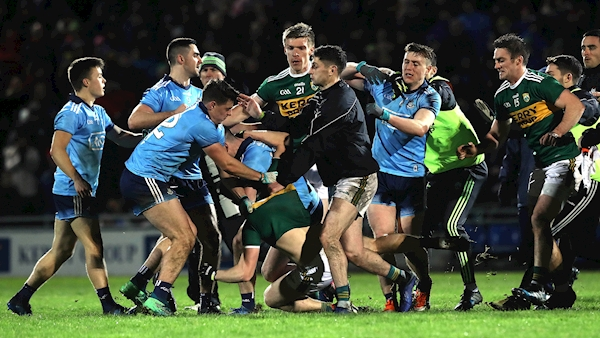 Ice-cool Jim Gavin will not be losing sleep about a February loss to Kerry