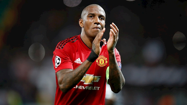 Should Ashley Young have been sent off for Angel Di Maria challenge?