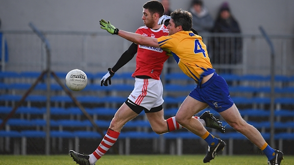 Clare claim second win over Cork in 2019