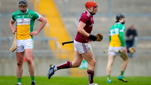 Whelan and Concannon hit the net as Galway secure comfortable win over Offaly