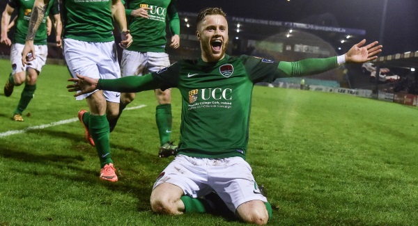Back on Leeside! Kevin O'Connor signs on loan for Cork City