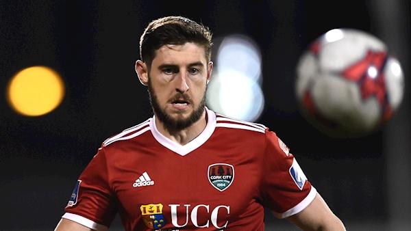 Bohemians sign Cork City defender on loan