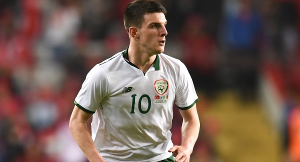 Declan Rice to play international football for England