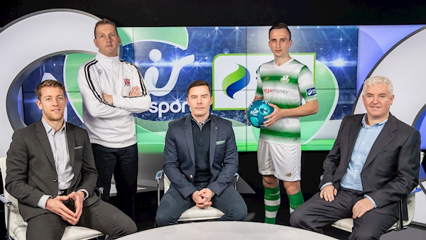 Eir Sport to broadcast 15 League of Ireland games this season