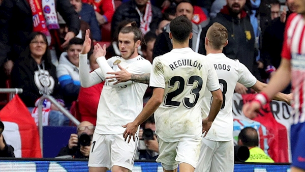 Gareth Bale could face ban as La Liga investigate possible obscene gesture