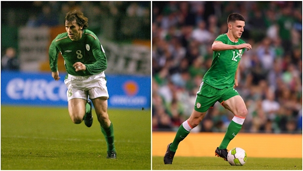 Kevin Kilbane hits out at Declan Rice's decision to play for England