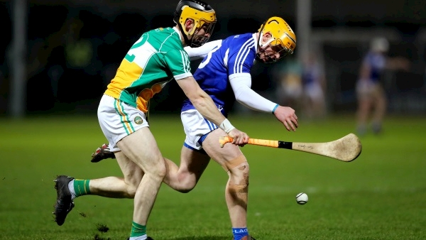 Kavanagh's perfect 10 sees Laois defeat local rivals