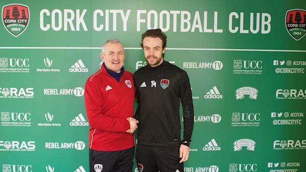 Cork City sign Matthew Gillam on loan from Rochdale