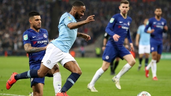 Man City retain League Cup after shootout win over Chelsea