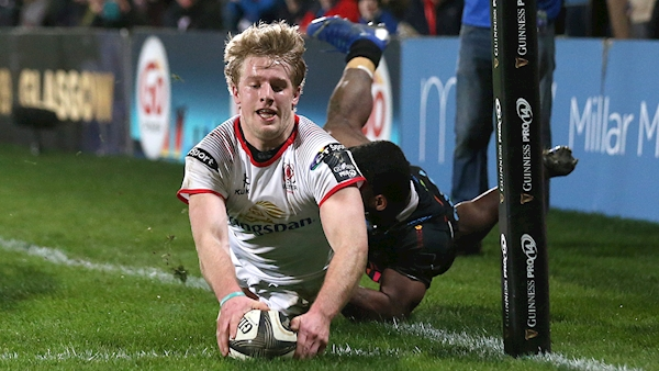 Four contract extensions and a new signing in Milasinovich for Ulster