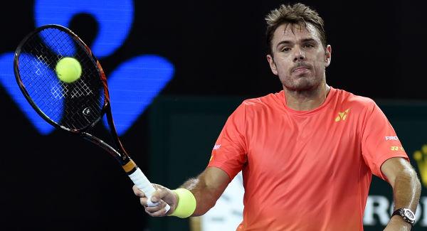 Wawrinka beats Nishikori to set up Rotterdam Open final against Monfils