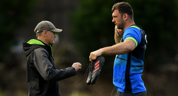Munster's Beirne and Farrell in contention for Italy