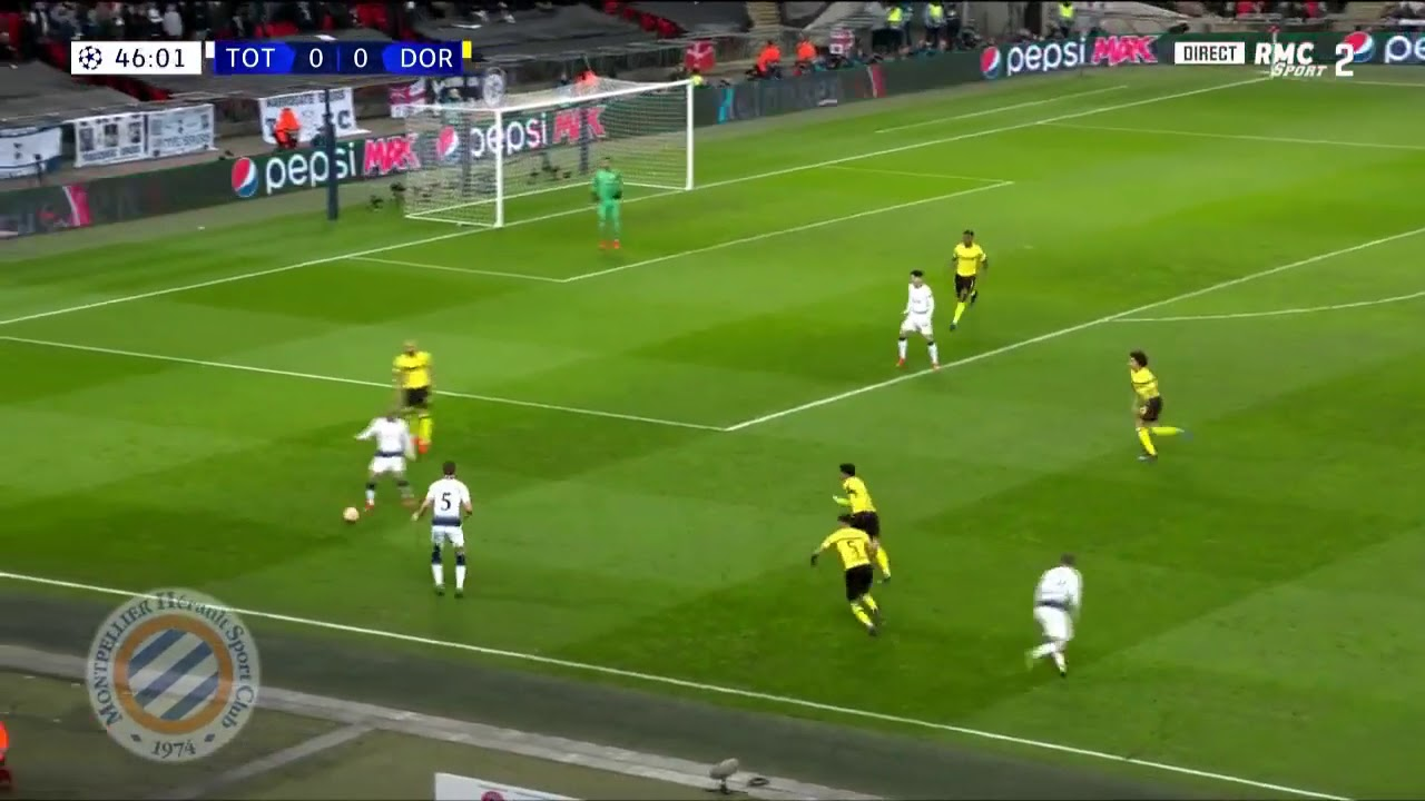 WATCH: Heung-min Son Gives Spurs the Lead with a Cracking Assist from Vertonghen
