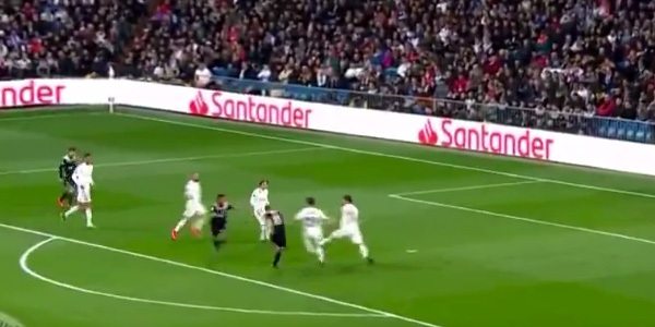 WATCH: Dusan Tadic scores brilliant goal against Real Madrid in stunning performance