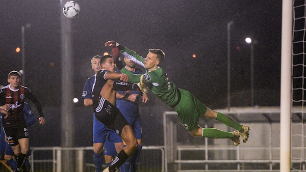 Goals at a premium tonight in SSE Airtricity