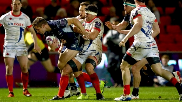 Connacht crash out of Europe after defeat to Sale