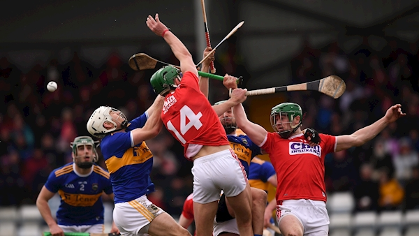 O'Sullivan criticises Cork's 'mediocre at best' performance against Tipp