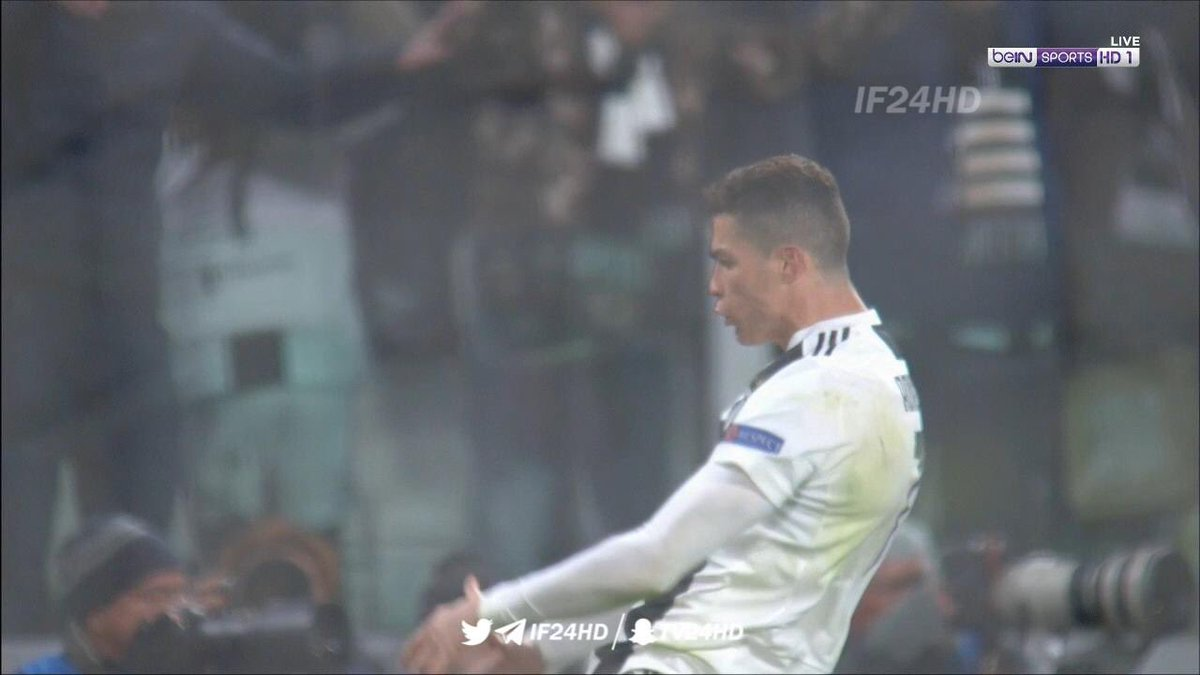 WATCH: Cristiano Ronaldo trolls Diego Simeone with 'suck it' celebration after stunning performance