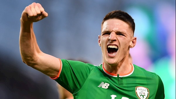 Kilbane slams 'embarrassment' of Declan Rice winning FAI Young Player of the Year