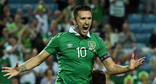 Captain Keano: Robbie to lead out Ireland XI for Sean Cox fundraiser