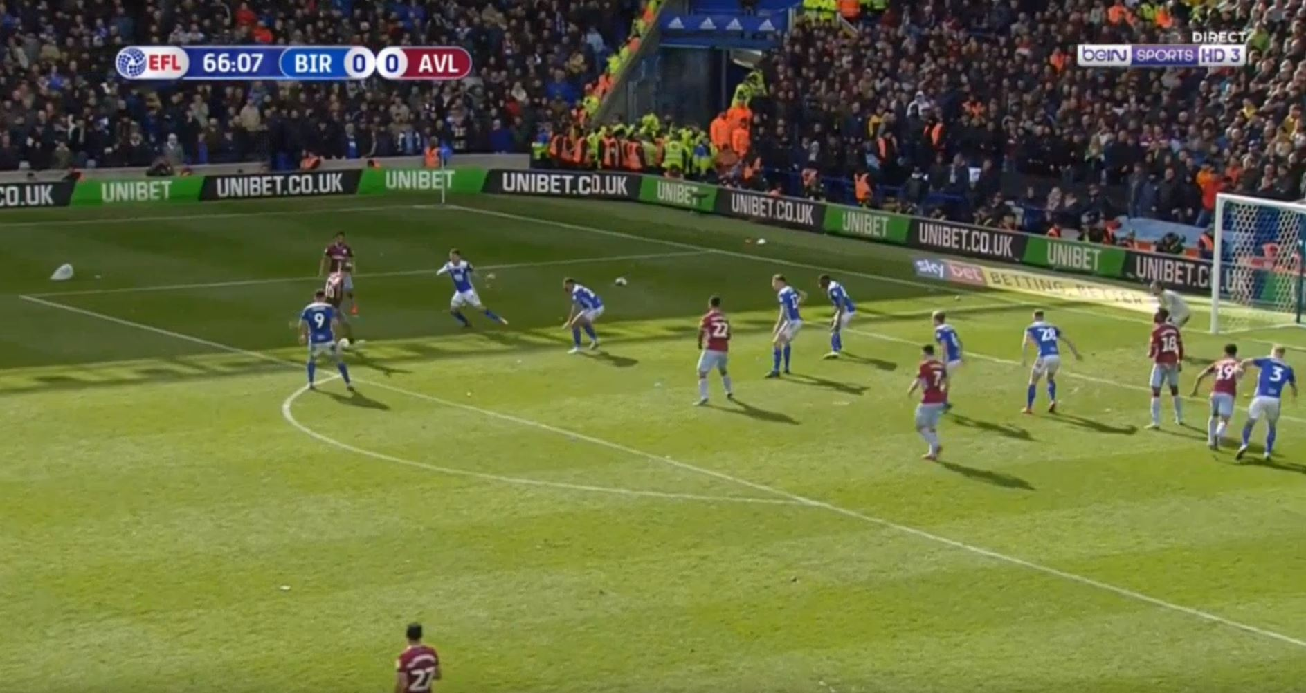 WATCH: Jack Grealish Scores And Jumps Into The Away End. Absolute Madness!