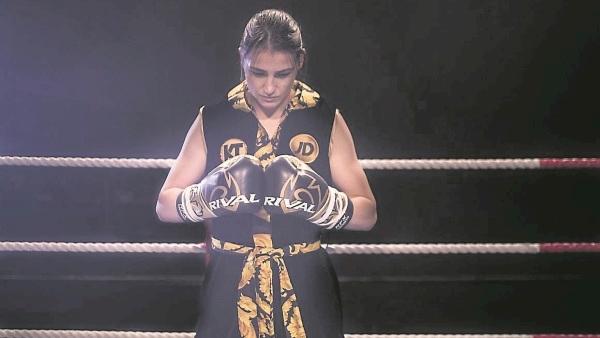 Katie Taylor to face WBO champion Rose Volante in Philadelphia