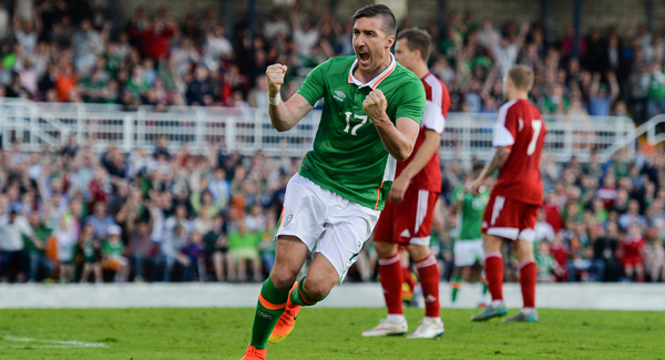 Stephen Ward announces Ireland retirement with 'a heavy heart'