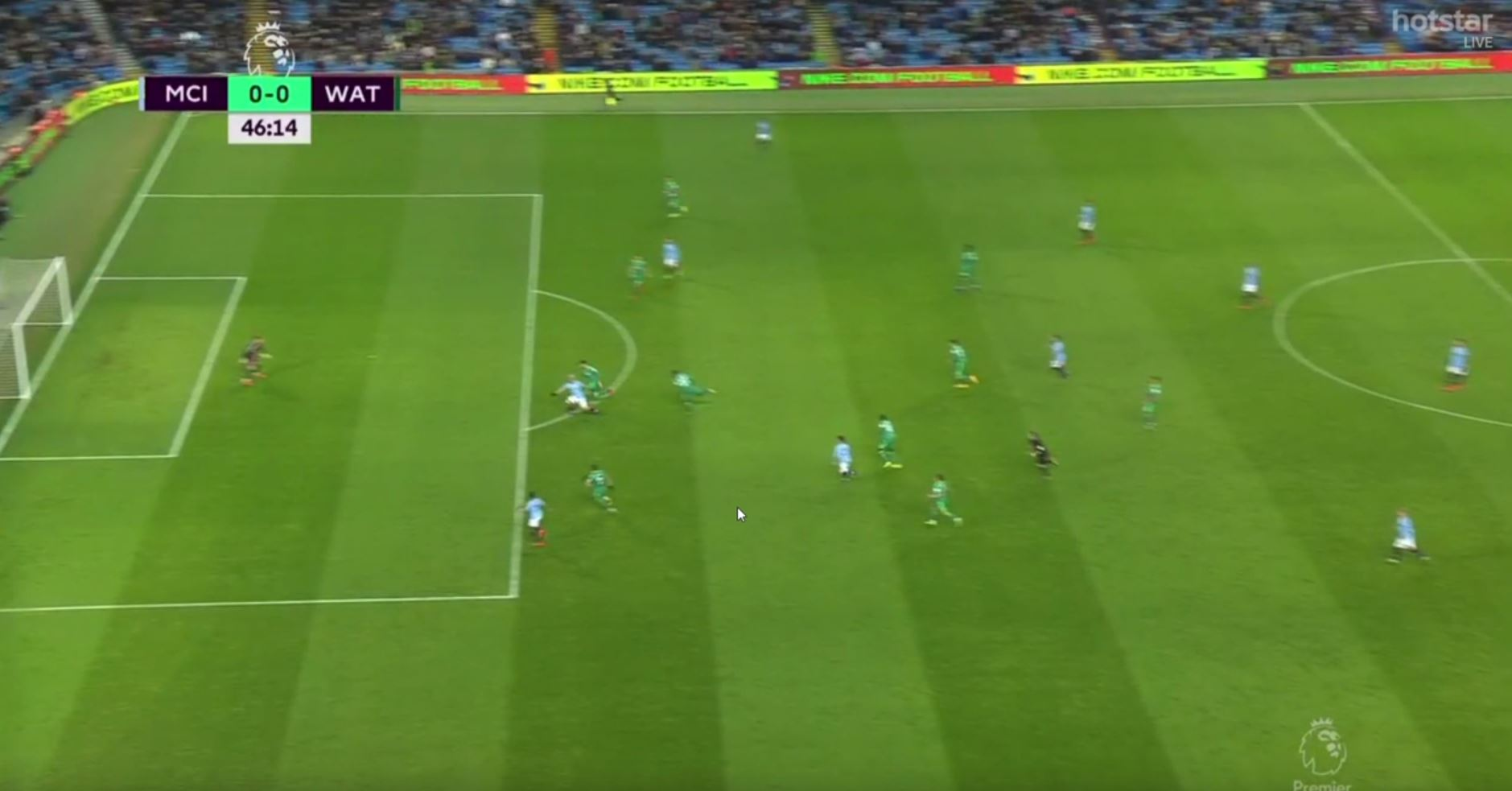 WATCH: Blatant Offside Goal Disallowed Then Overturned By The Ref. Madness!