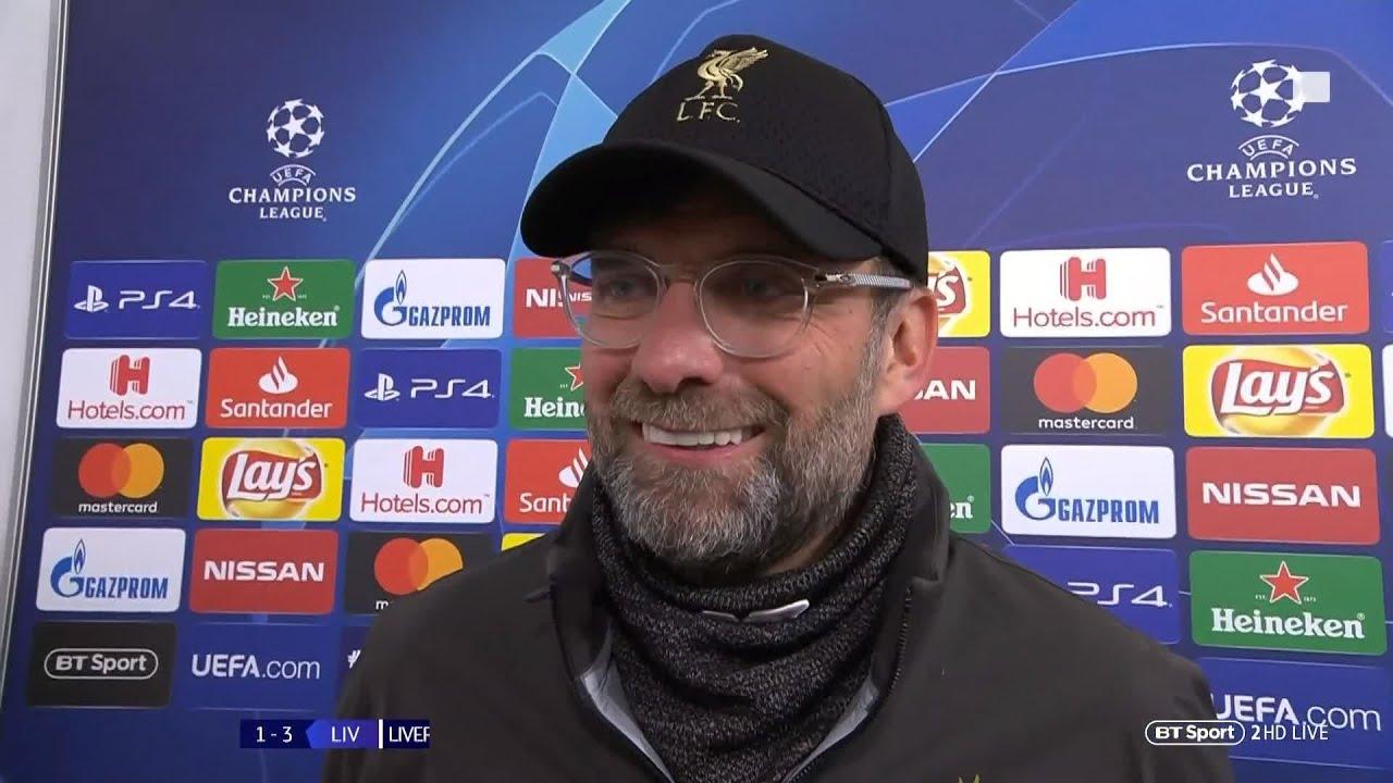 Jurgen Klopp praises 'very mature' performance from Liverpool | Post-match reaction