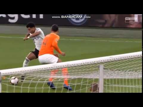 VIDEO: Serge Gnabry With A Sensational Goal!!!!!!