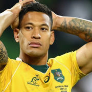 Australia's Israel Folau causes HUGE controversy with homophobic Instagram post
