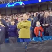 WATCH: Footage emerges of the exact moment when Man City fans hearts were broken