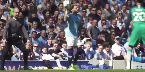 WATCH: Footage of Dele Alli's failed nutmeg on Pep Guardiola has surfaced
