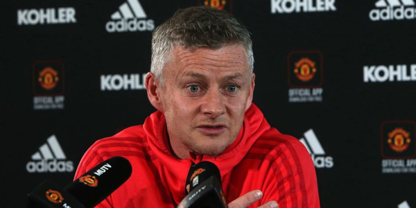 "WATCH: Solskjaer admits Liverpool and Man City's quality are ""too far"" ahead of United"