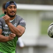 Bundee Aki returns to Connacht team for crucial Pro14 clash with Cardiff