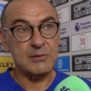 WATCH: Maurizio Sarri gives brutally honest opinion on the future of Hazard