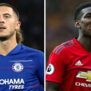 Real Madrid are stepping up their bid to land Eden Hazard and Paul Pogba in a double swoop this summer.