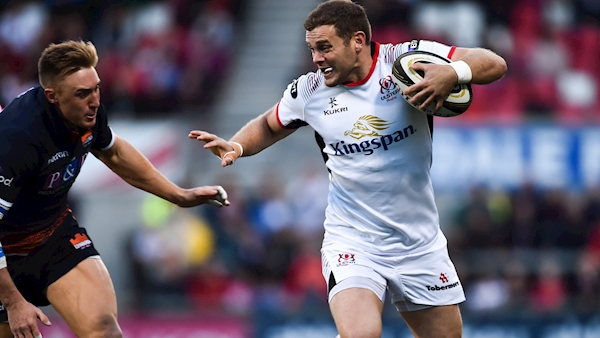 'One of Ulster's finest ever centres' Darren Cave to retire at end of the season