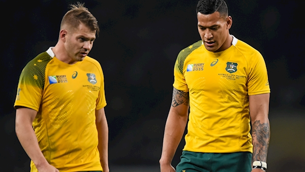 'If Israel Folau doesn't want to be involved in a sport that's inclusive then he should go find another sport'