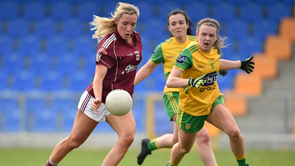 Galway's outstanding form continues with in over Donegal