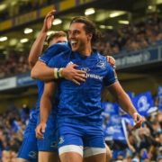 James Lowe and Johnny Sexton picked to start for Leinster
