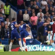 Irish star scores as Burnley battle for draw against Chelsea