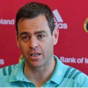 Johann van Graan looks ahead to Connacht clash as Taute confirms Leicester move