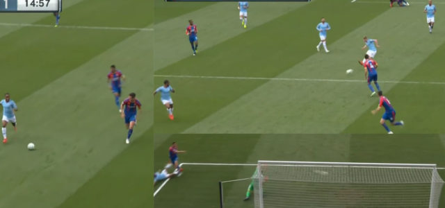 WATCH: KDB's First Premier League Assist Of The Season Is Absolutely Filthy