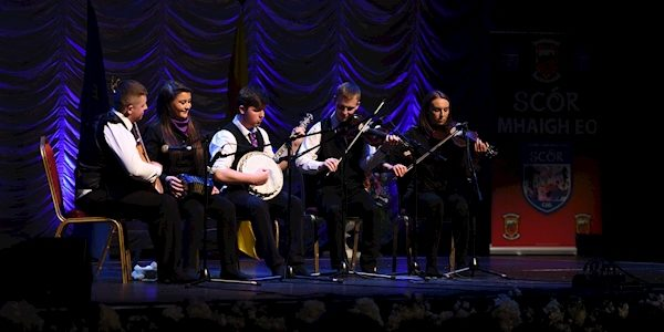 Cork club celebrate glory at All-Ireland Scór Sinsir final