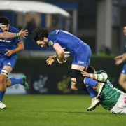 Last-gasp try gives Benetton draw at Leinster