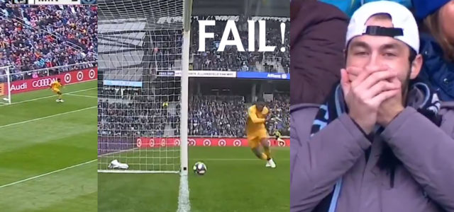 WATCH: This MLS Own Goal Is Proof Anyone Can Play Professionally In America