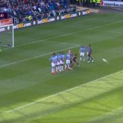WATCH: James Maddison With Another Peach Of A FreeKick